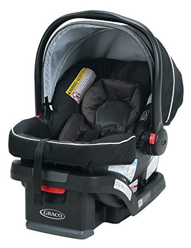 Graco SnugRide SnugLock 30 Infant Car Seat | Baby Car Seat, Gotham
