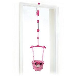Bright Starts Disney Baby Door Jumper, Minnie Mouser, Ages 6 Months +